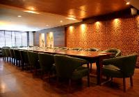 the bristol lounge - a small conference room or it can also double up as a cozy party hall.