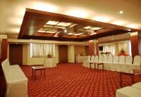 the larger of the two banquet halls on the fourth floor.