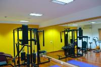 another view of the gym.