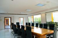 another view of the board room.